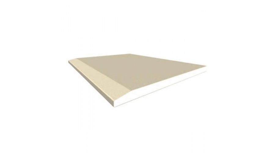 Lastra di cartongesso 120 x 200 cm, spessore 10 mm